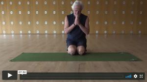 Praying Mantis & Surya Namaskar transitions