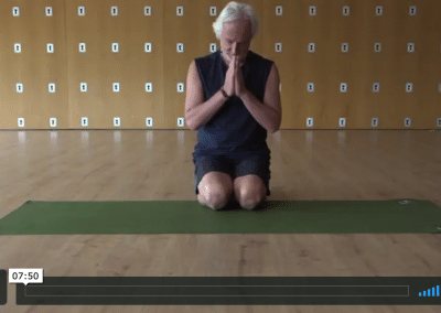 Praying Mantis & Surya Namaskar transitions