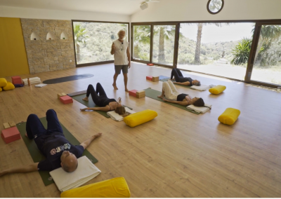 Yoga Gently for absolute beginners onwards
